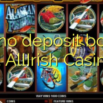 125 no deposit bonus at AllIrish Casino