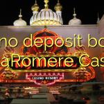 140 no deposit bonus at LaRomere Casino