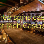15 free spins casino at Rich Casino