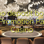 15 no deposit bonus at Promotion Page Casino