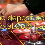 15 no deposit bonus at Total Gold Casino