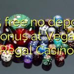 155 free no deposit bonus at Vegas Regal Casino