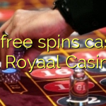 170 free spins casino at Royaal Casino