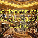 25 no deposit casino bonus at Vegas Red Casino