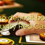 50 no deposit bonus at Lucky Red Casino
