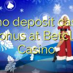 65 no deposit casino bonus at Betclic Casino