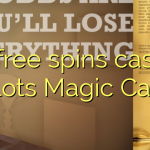 70 free spins casino at Slots Magic Casino