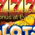 75 free no deposit bonus at Everest Casino