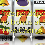75 free no deposit casino bonus at Spin Live Casino