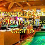 75 ücretsiz Yuvası Madness Casino'da kumarhane spin