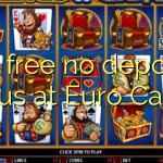 80 free no deposit bonus at Euro Casino