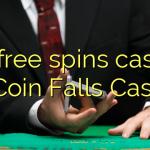 90 free spins casino at Coin Falls Casino