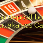 90 no deposit bonus at Kultakaivos Casino