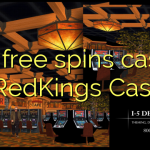 100 free spins casino at RedKings Casino