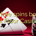 Bonus spin gratis 130 di Floor Casino
