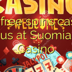 130 free spins casino bonus at Suomiarvat Casino