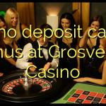 135 no deposit casino bonus at Grosvenor Casino