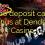 145 ingen indbetaling casino bonus på Dendera Casino