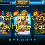 150 free spins casino at Playhippo Casino