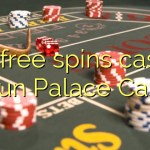 175 free spins casino at Sun Palace Casino