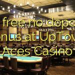 30 free no deposit bonus at UpTown Aces Casino