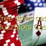 60 free spins casino at BuzzSlots Casino