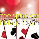 80 free spins casino at Mega Casino