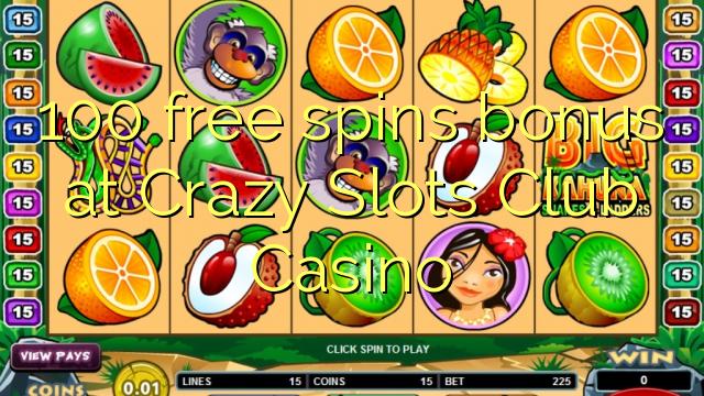 crazy slots club