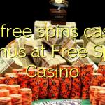 155 free spins casino bonus at Free Spin Casino