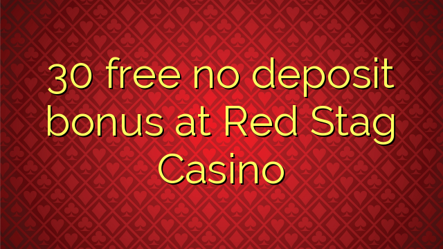 Red Stag No Deposit
