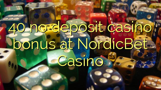 deposit 10 get 40 casino