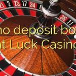 55 no deposit bonus at Luck Casino