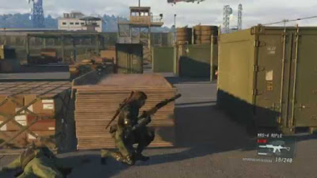 Free Download Pc Games Metal Gear Solid V: Ground Zeroes (FULL VERSION)