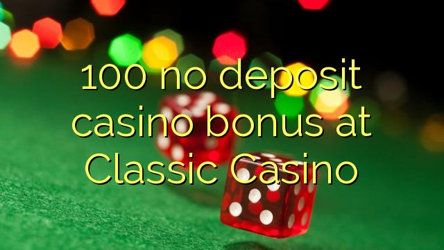 casino online bonus classic casino