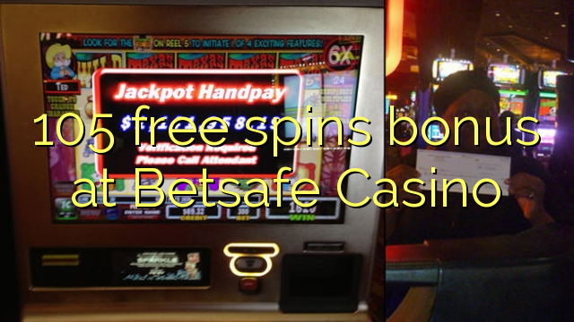 betsafe casino bonus code