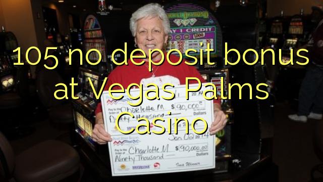 vegas palms online casino no deposit