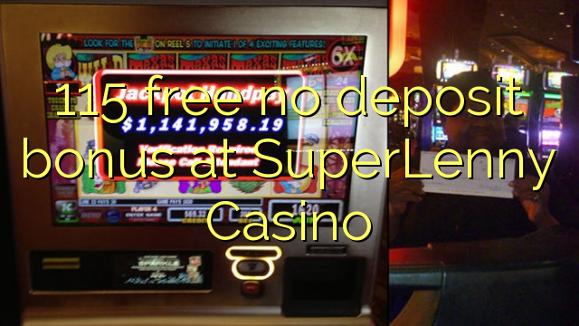 superlenny no deposit bonus
