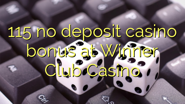 club casino winner bonus code