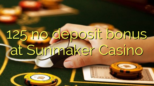 online casino sunmaker casino and gaming