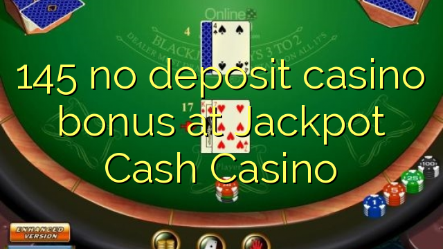 no deposit casino cash bonus