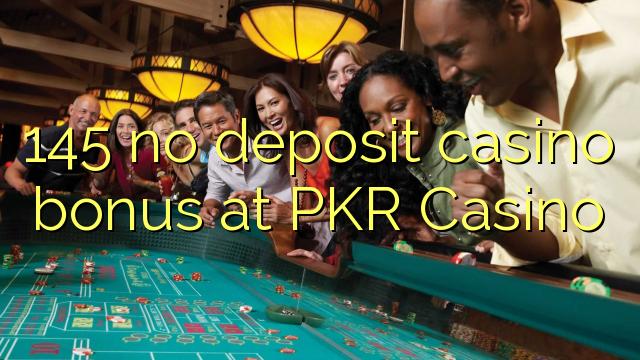 pkr casino no deposit bonus