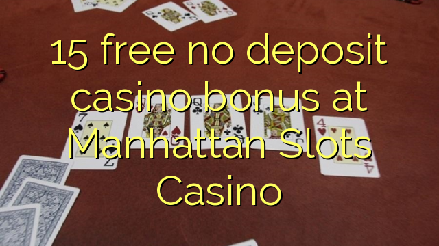 no deposit casino with free bonus