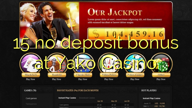 canadian online casinos no deposit bonus