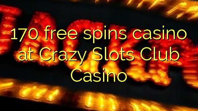 crazy casino club bonus code