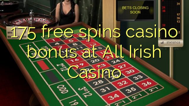 all irish casino free spins