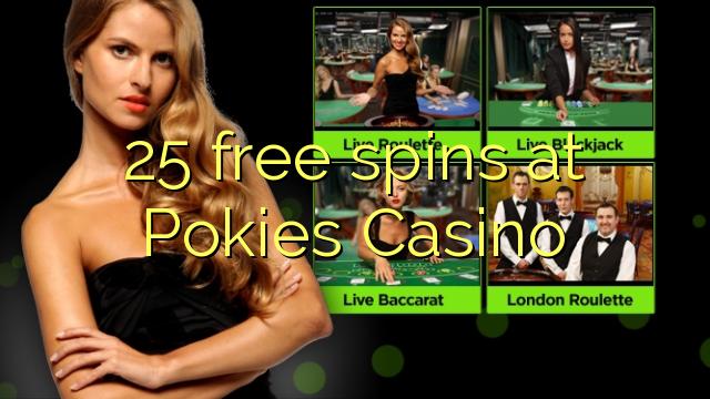 Casino online 25 free spins