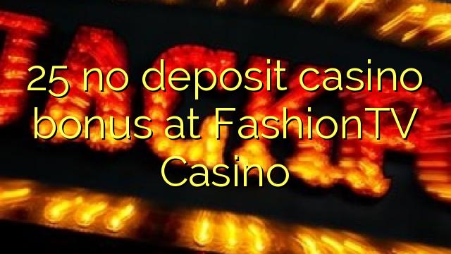 tv casino no deposit bonus