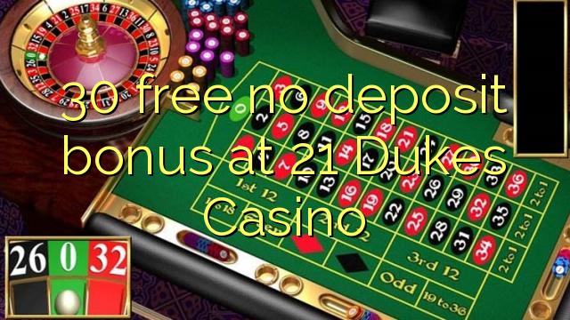 Casino dukes no deposit
