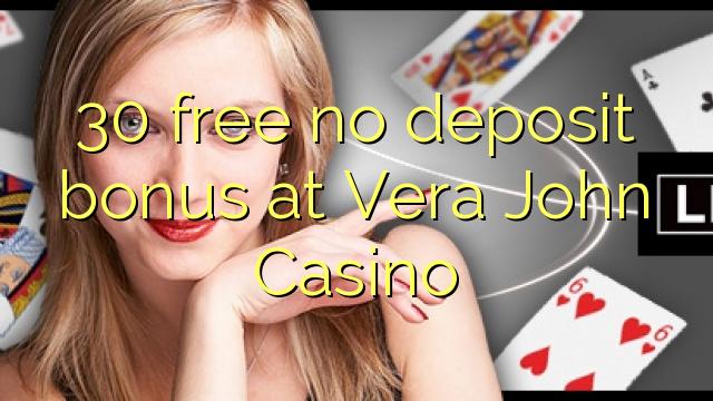 vera & john casino no deposit