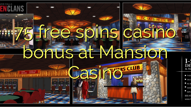mansion online casino gaming